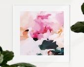 Elle, Large pink wall art, Abstract art, art prints, prints wall art, large wall art, abstract, wall art prints, extra large wall art
