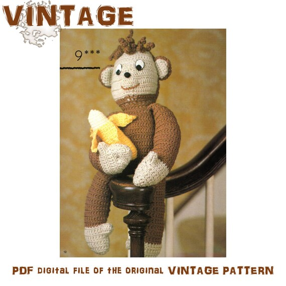 Crochet Patterns Crochet Toy Patterns Amigurumi Toy Art Etsy