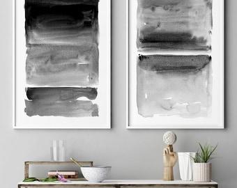 321c3fa4db7 Gray abstract art