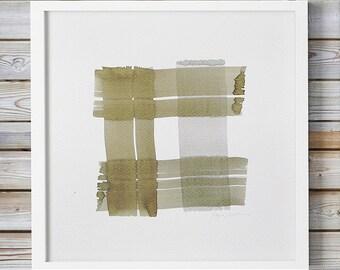 Abstract Art, Abstract Painting, Original Watercolor Painting, Abstract Wall Art, Minimalist Painting, Abstract, Original Abstract Painting