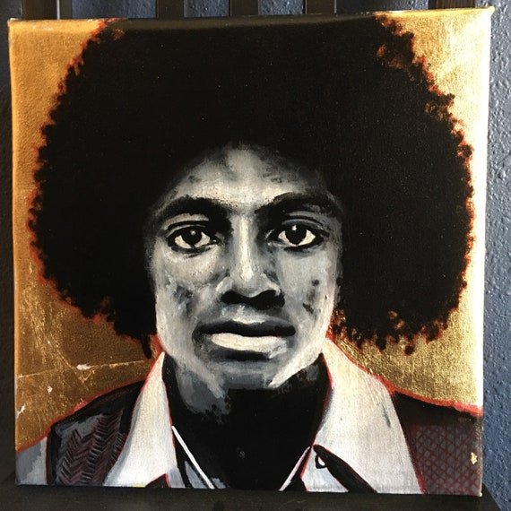 Young Michael Jackson Fan Art