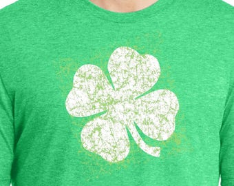 65dad3e58 Men's and women's St Patty's day shirt, clover shirt, lucky shirt, lucky, St.  Pattys day shirts for men and women