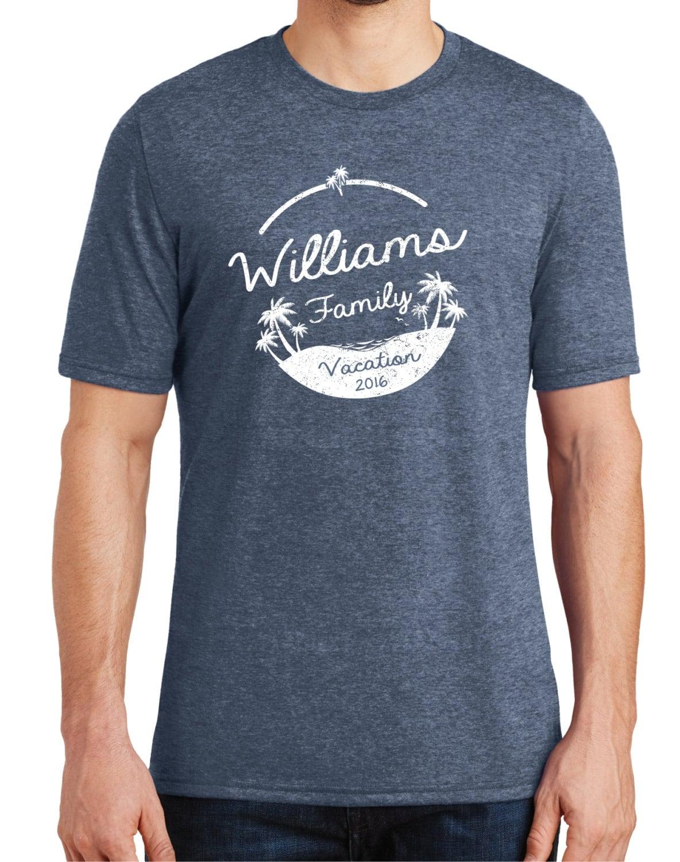 Family Vacation Shirt Custom Designreunion Shirtsfamily Etsy