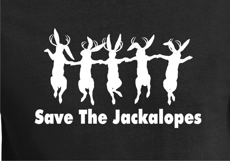72742f8c Mythical Jackalope Shirt Hipster Geek Funny T shirt Screen | Etsy