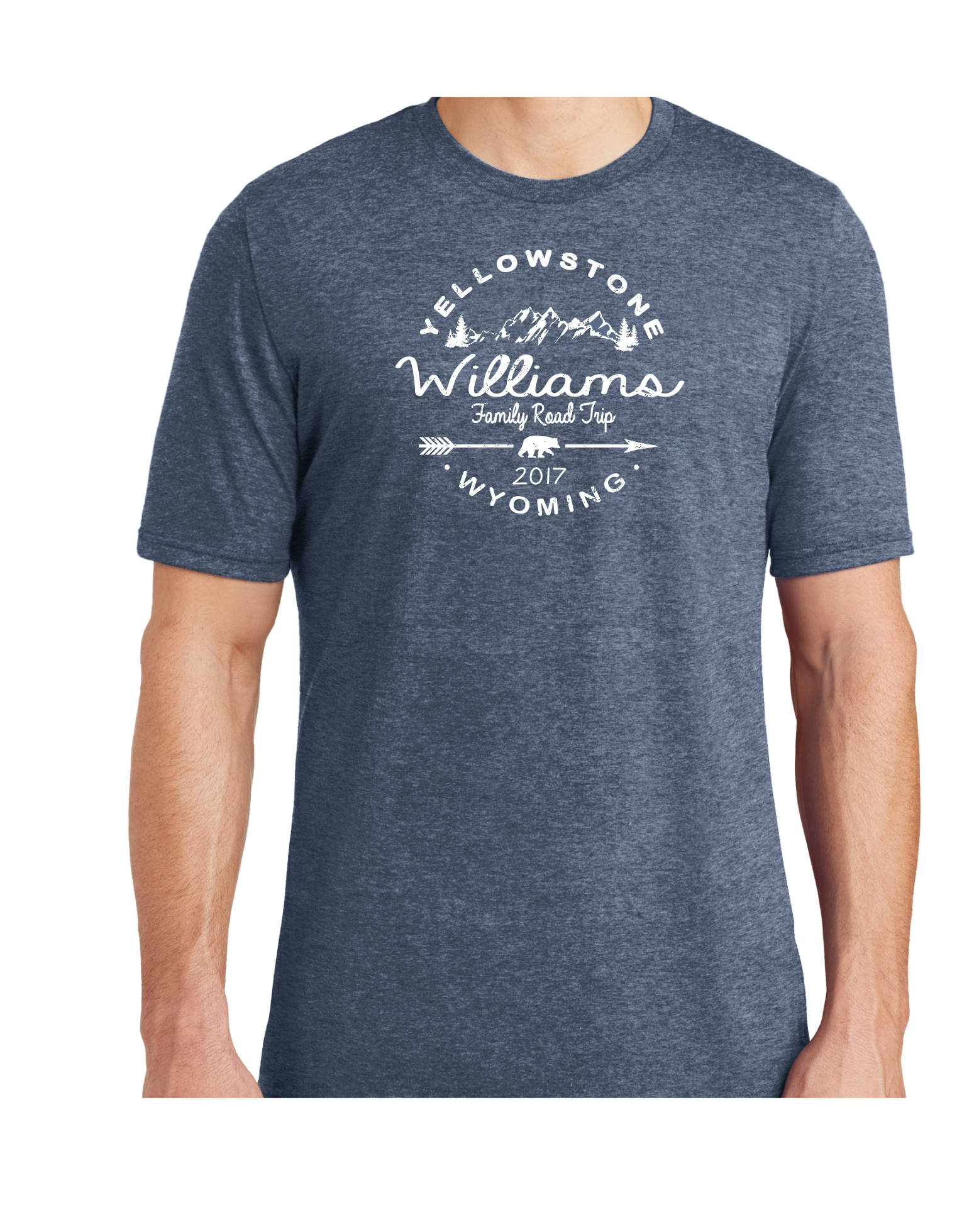 Custom shirts for parties and reunions or just because