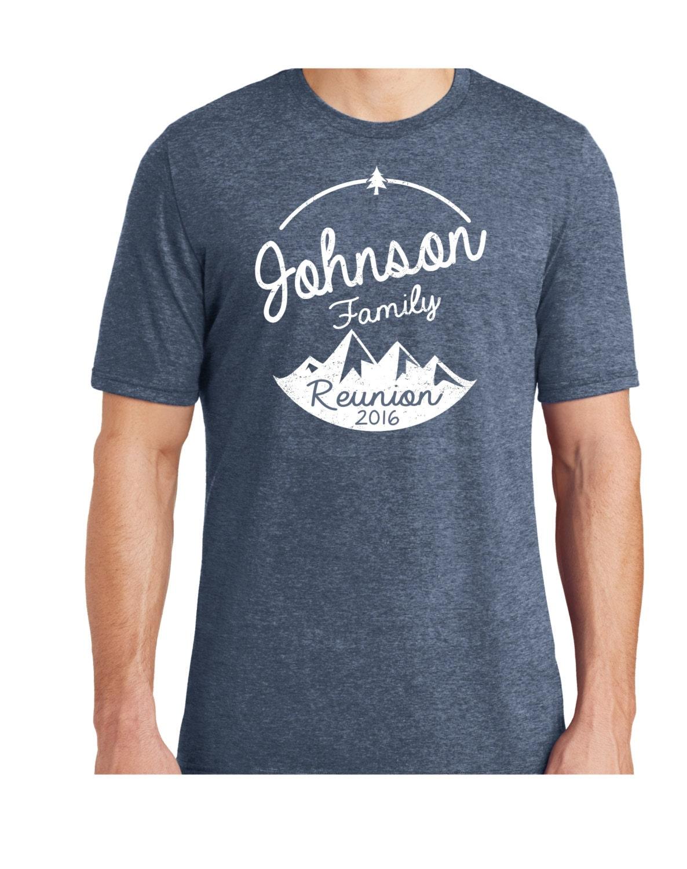Bulk Discount Family Reunion Shirt Custom Designreunion Etsy