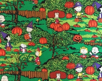 Travel Pillow Case /  Child Pillow Case /  Charlie Brown / Snoopy / Spooky Night / Standard Pillow Case