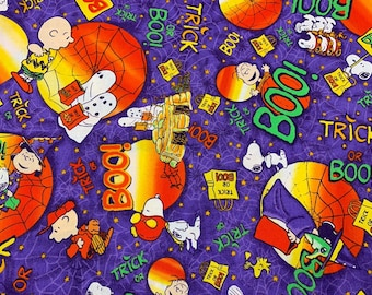 Travel Pillow Case /  Child Pillow Case /  Charlie Brown / Snoopy / Halloween