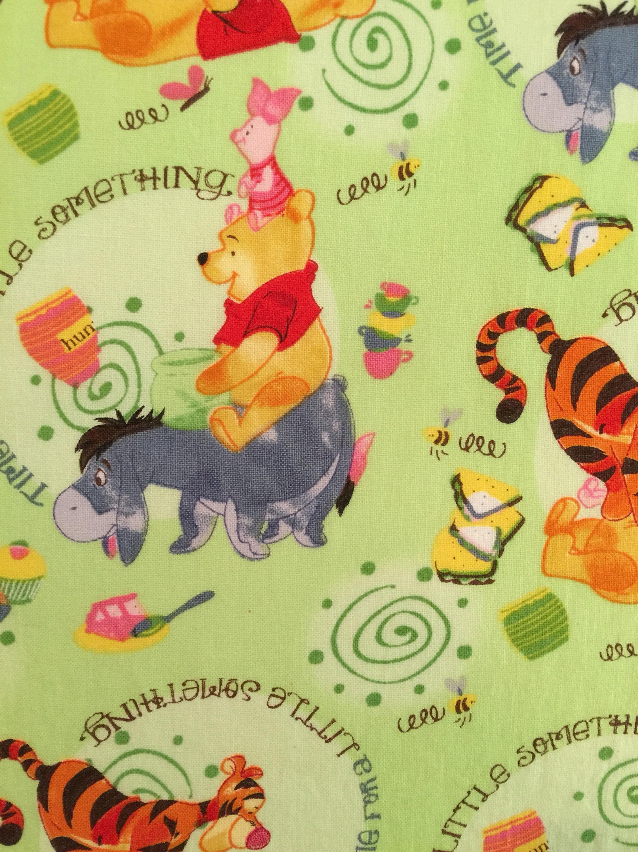 Travel Pillow Case Child Pillow Case Winnie The Pooh