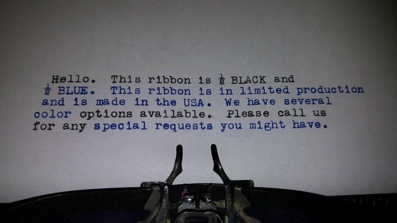 Black Ink Royal Jubilee Typewriter Ribbon Typewriter Ribbons FREE SHIPPING