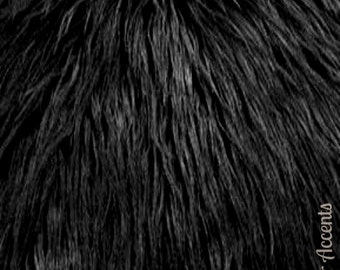 e17ebfecfdd34 Faux Fur Fabric Shag plush Fake Fur yardage