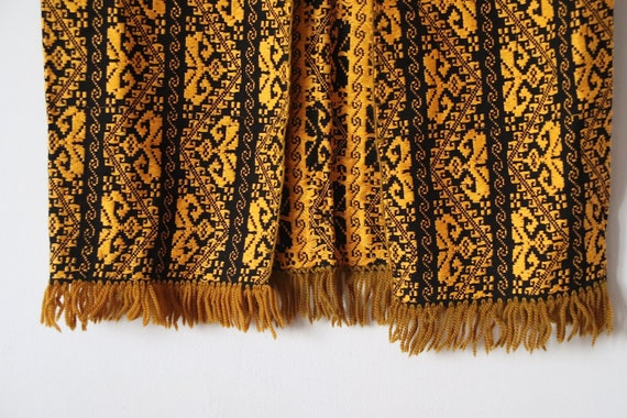 Vintage Afghan Traditional Vest. Afgan Vest, Card… - image 3