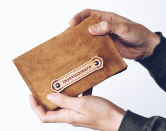 Tobacco Pouch/Wallet » Italian Leather - Gifts for Her/Him
