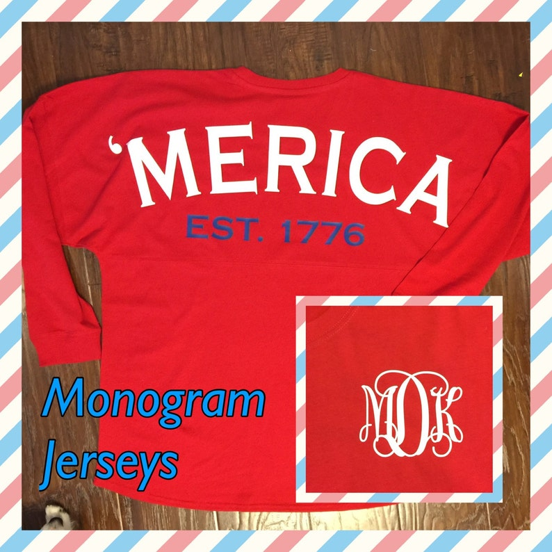 half off a80ed 3f22b America 'Merica 1776 spirit, Game Day Jersey, ANY state city shirt, custom  jersey, monogram jersey, monogram shirt, oversized jersey