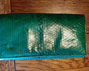 Brieftasche Mann schwarz recyceltem Leder und Anis ZIP Wallet Brieftasche Doppel Kaschmir Tag Vater Ehemann Freund Geschenk PMH23