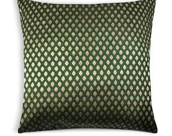 Silk Euro Pillow Shams Cushion Cover