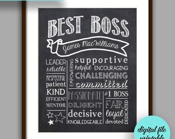 Best boss gift | Etsy