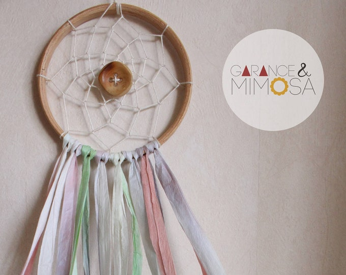 Small Vegan dreamcatcher