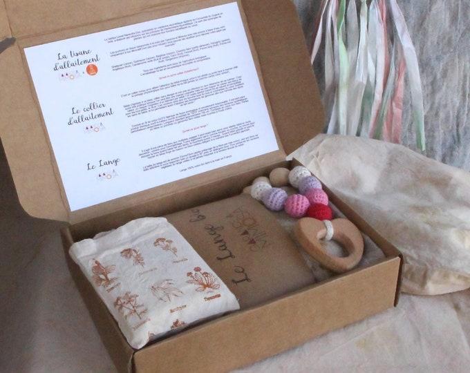 Box de maternité et allaitement