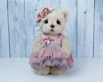 Teddy Bear Urn Etsy