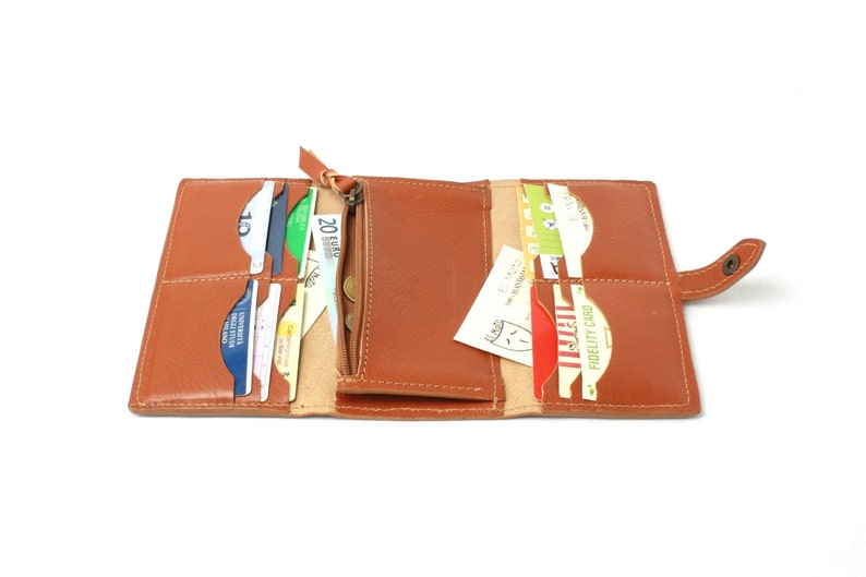WOMAN LEATHER WALLET image 0