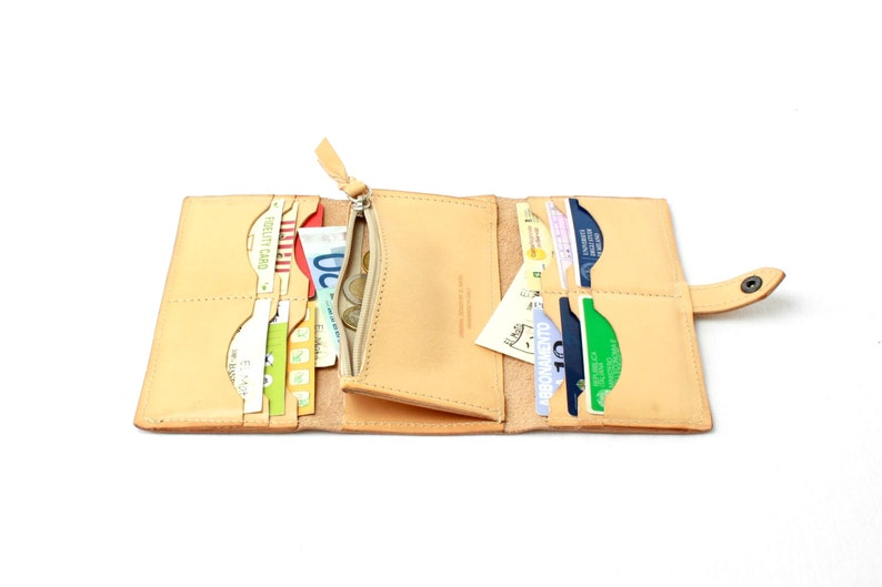 WOMAN LEATHER WALLET for woman image 0