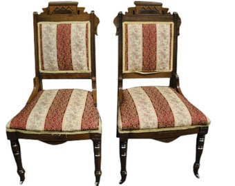 Antique Eastlake Chairs Etsy