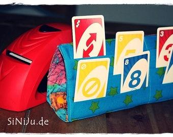 "EBook card holder ""Game, fun & good mood"""