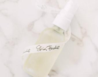 original facial oil  | organic | facial |  moisturizer | perfect for ALL skin types | balancing | acne | redness | inflammation |