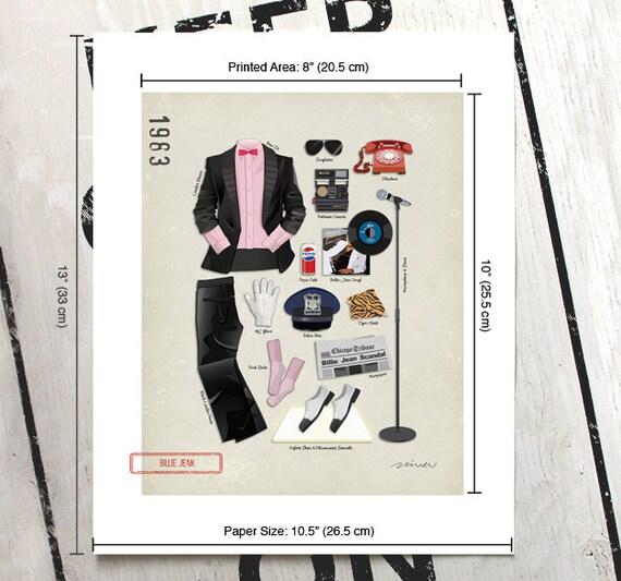 Michael Jackson MJ Pop of King Art Wall Cloth Poster Print 526