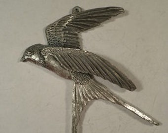 New ....Greater striped swallow pendant