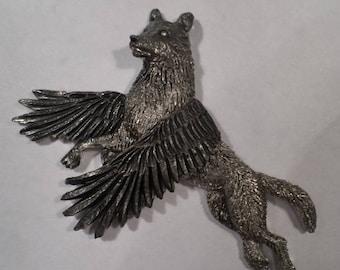 New  Design....Angelwolf....