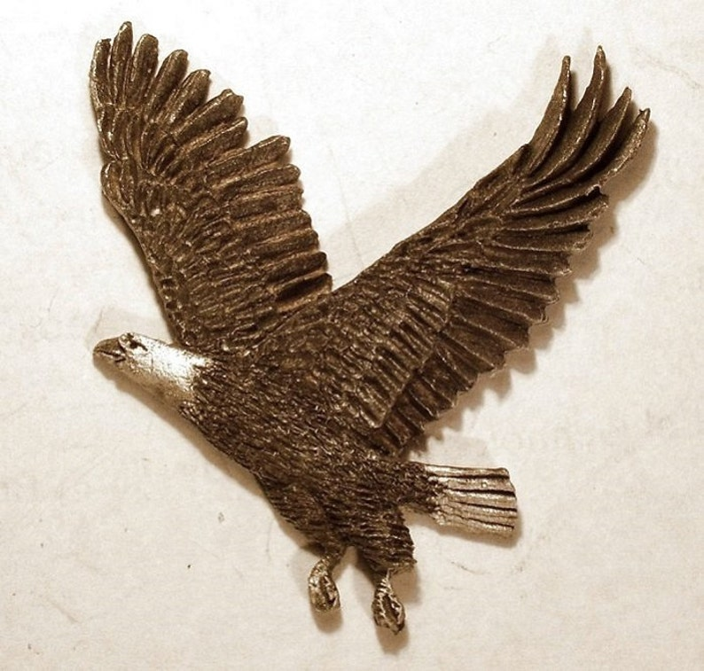 New Design of a Bold Eagle     { Flying Free  }