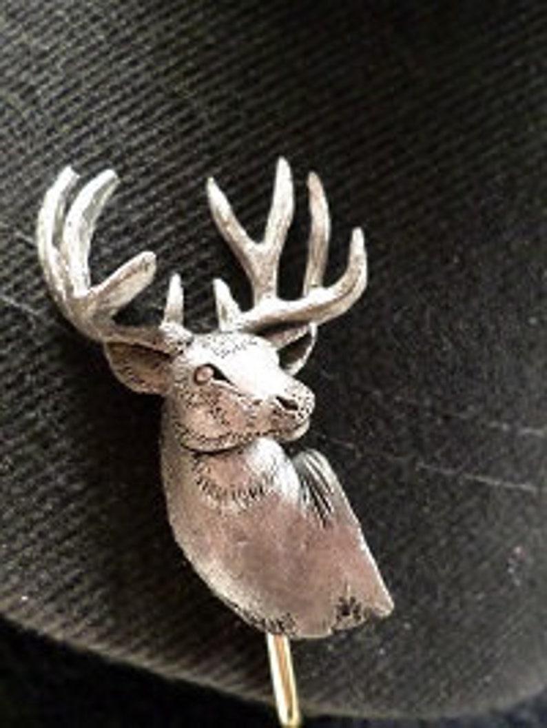 New  Mule Deer Hat clip