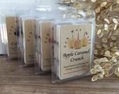 Wax Melts - Choose your Scent - Fall Scent - Winter Scent - Wax Melts for Warmer - Handmade Wax Tart - Soy Wax - Wax Cubes - Clamshell Melts