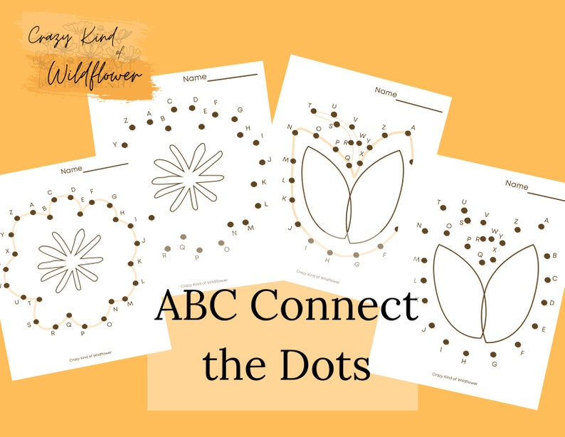 ABC Connect the Dots image 0