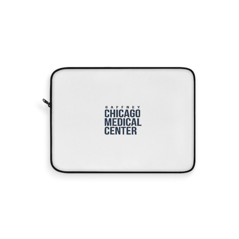Gaffney Chicago Medical Center Chicago Med Laptop Sleeve image 0