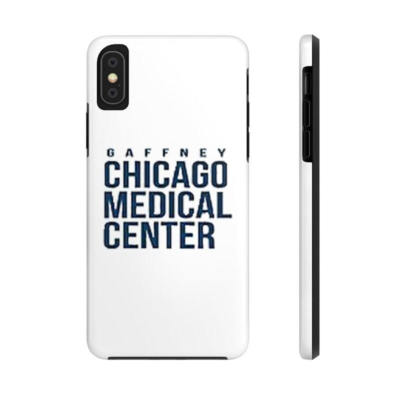 Gaffney Chicago Medical Center Chicago Med Case Mate Tough image 0