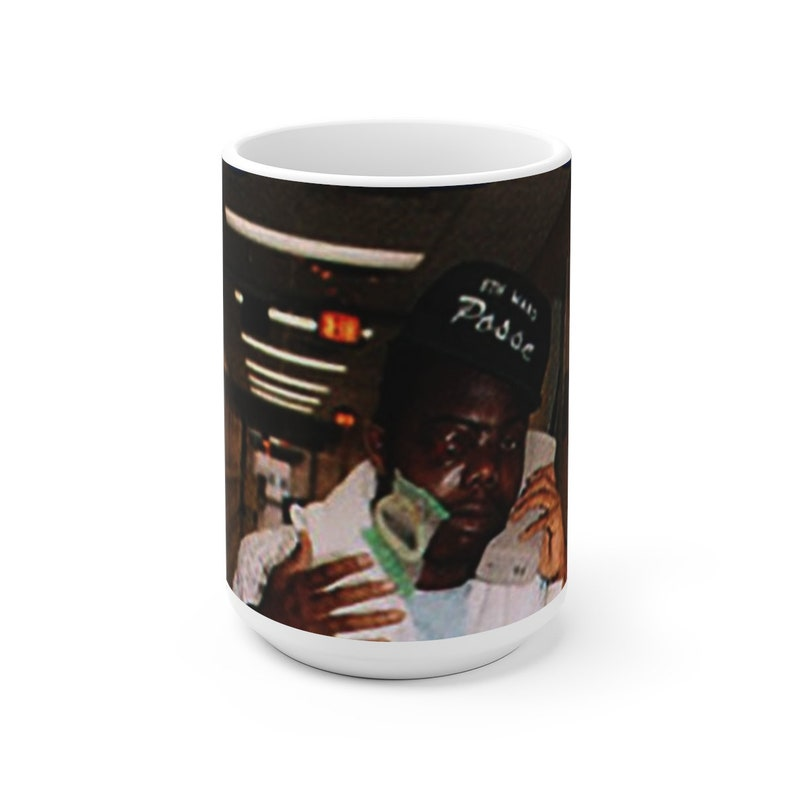 Geto Boys White Ceramic Mug image 0