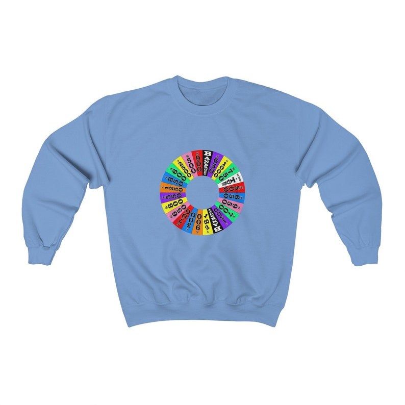 Unisex Heavy Blend Crewneck Sweatshirt  The Wheel image 0