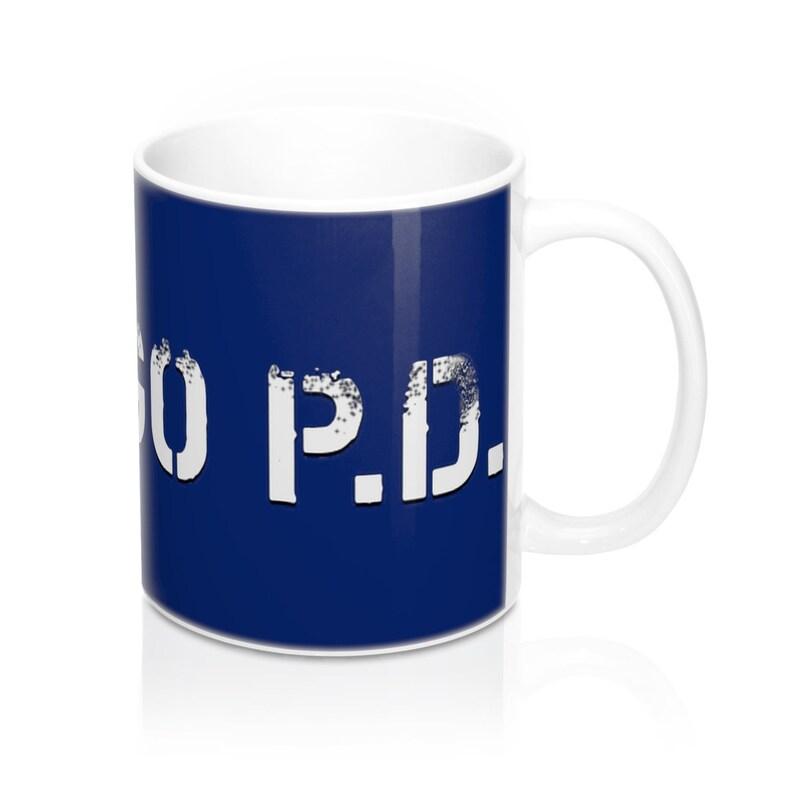 Chicago PD Mug 11oz image 0