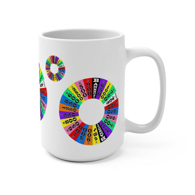 Mug 15oz  The Wheel image 0