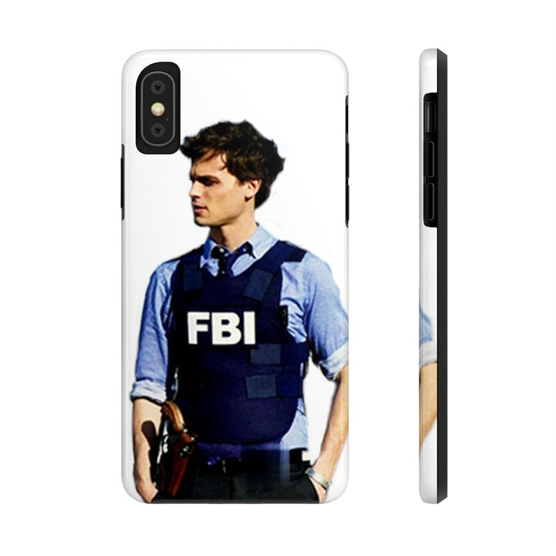 Spencer Reid Criminal Minds Case Mate Tough Phone Cases image 0