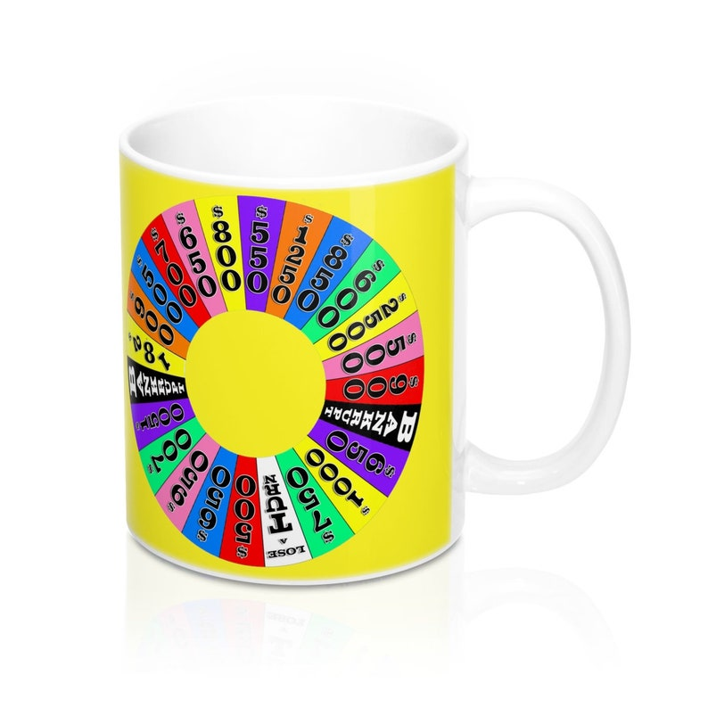Mug 11oz  The Wheel image 0