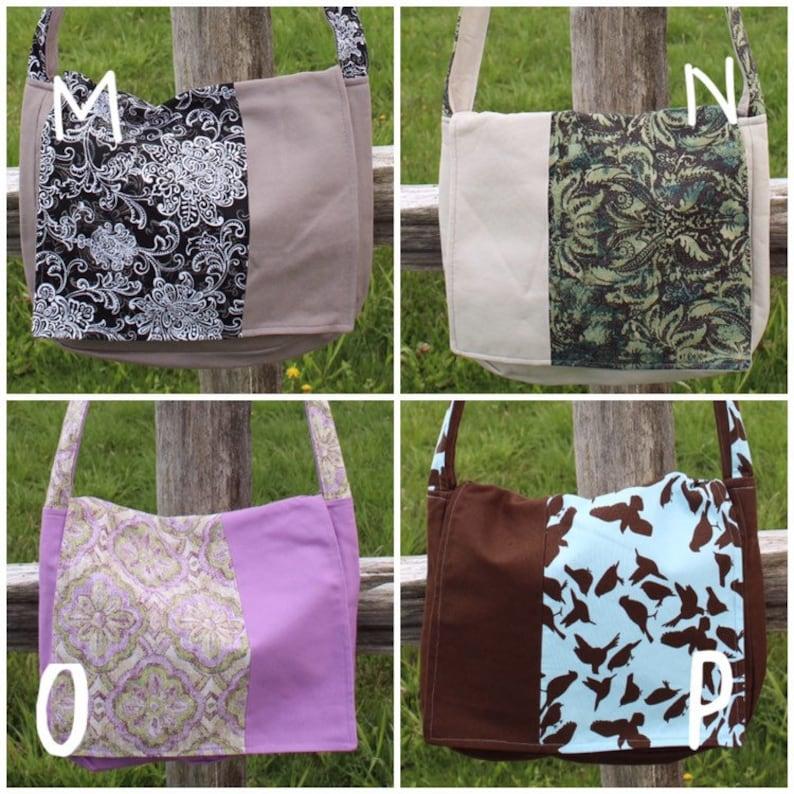 Many Options! Messenger bag