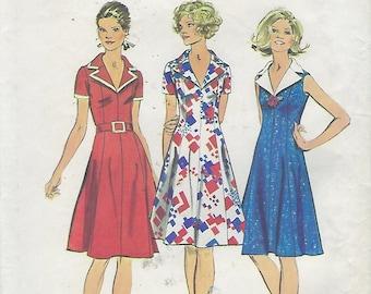 """Simplicity 5401  Misses' & Women's Dress Size 14  Bust 36"""""""