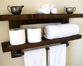 Bathroom Shelf Floating Shelves Floating Shelf Bathroom Shelves