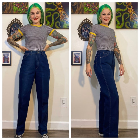 Vintage 1980's Wrangler Jeans - image 1