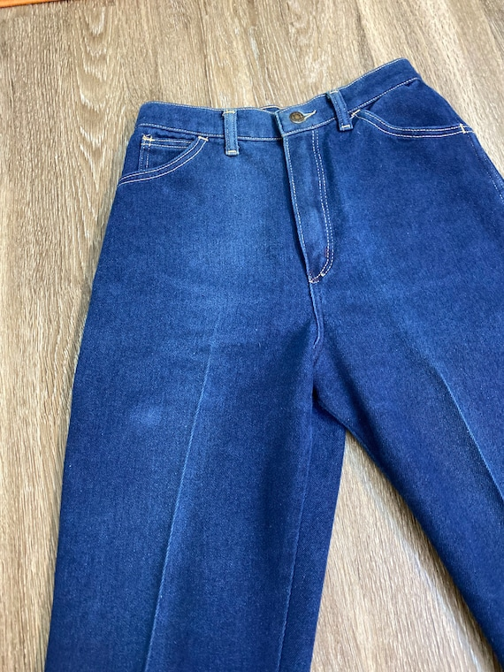 Vintage 1980's Wrangler Jeans - image 7