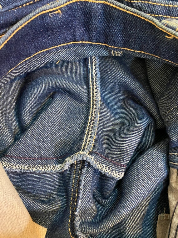 Vintage 1980's Wrangler Jeans - image 9